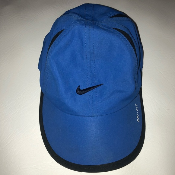 Nike Dri Fit Toddler Blue Hat 9ea618e82f4